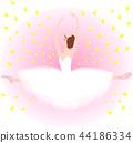 芭蕾 芭蕾舞女 成熟的女人 44186334
