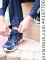 รองเท้า,รองเท้าผ้าใบ,เท้า 44187706
