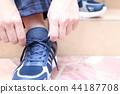รองเท้า,มือ,เท้า 44187708