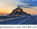 Mont Saint Michel Abbey - Normandy France 44188126
