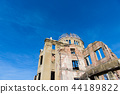 atomic bomb dome, world heritage, world's cultural heritage 44189822