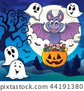 Halloween bat theme image 8 44191380