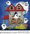 derelict house ghost 44191392