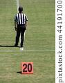美式足球裁判 44191700
