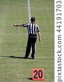 美式足球裁判 44191703
