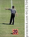 美式足球裁判 44191704