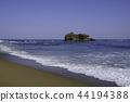 美麗的海濱風光·Hakurei海岸 44194388
