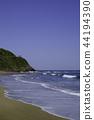 美麗的海濱風光·Hakurei海岸 44194390