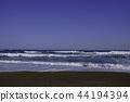 美麗的海濱風光·Hakurei海岸 44194394