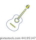 기타, 상징, 악기 44195147