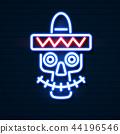 멕시코풍, 일, 날 44196546