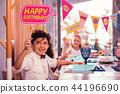 生日快乐 孩子 小孩 44196690