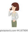 事业女性 商务女性 商界女性 44197906