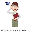 休閒辦公室服飾 事業女性 商業 44198045