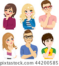 Thoughtful People 44200585