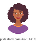 portrait of african woman 44201419