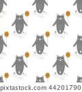 bear,vector,pattern 44201790