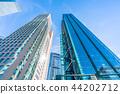 시오도메, 고층 빌딩, 오피스 거리 44202712