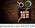 food, fish, sushi 44203186