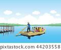 渡船 44203558
