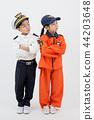 亚洲 亚洲人 儿童 44203648
