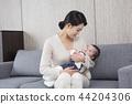 亚洲 亚洲人 婴儿 44204306