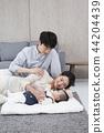 亚洲 亚洲人 婴儿 44204439