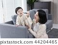 亚洲 亚洲人 婴儿 44204465