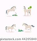 動物 馬兒 ICON 44205840