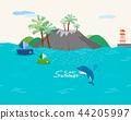 Summer Character 7 44205997