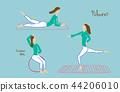 Pilates&Yoga 1 44206010