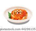 Kimchi vector illustration 4 44206135