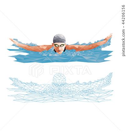 Polygon Style Athlete 07 44206156