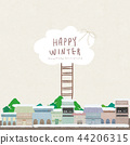 Winter Village 6 44206315