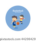 Sports Character 09 44206429
