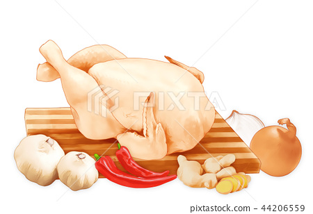 Food Illust 2 44206559