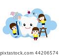 Preschool(Korea) - vector 6 44206574