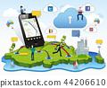 Business Illustration 44206610