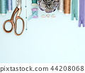 sewing tools flower 44208068
