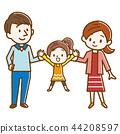 family, vector, vectors 44208597