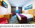 Hotel room interior 44209230