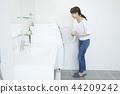 เครื่องซักผ้า 44209242