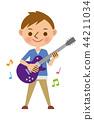 vector, vectors, music 44211034