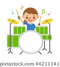 드럼 여성 44211141