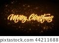 neon, greeting, golden 44211688