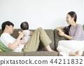 三個授權家庭 44211832