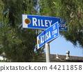 Street Sign 44211858