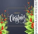 圣诞节 圣诞 冬青 44211927