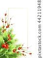 christmas xmas holly 44211948
