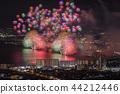 불꽃 놀이, 불꽃 놀이 대회, 비와호수 44212446